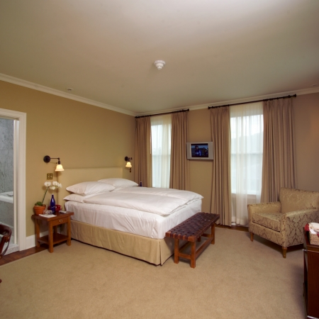 23Accommodations Deluxe room