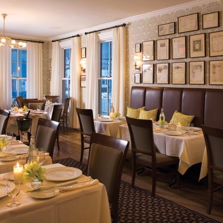 High Resolution Dining Room