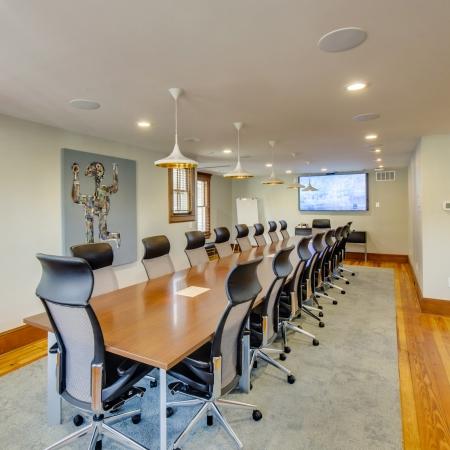 Meeting Center Board Room