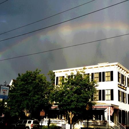 Fauchere Rainbow
